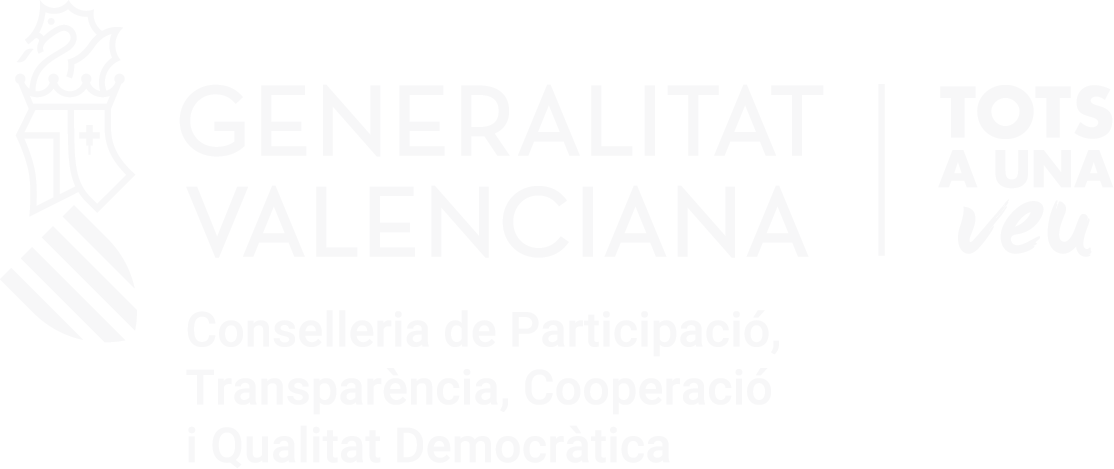 Generalitat Valenciana - Tots a una veu